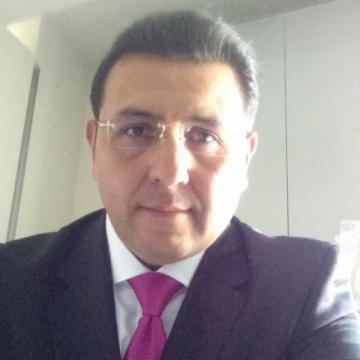 Luis Alfonso, 41, Mexico City, Mexico