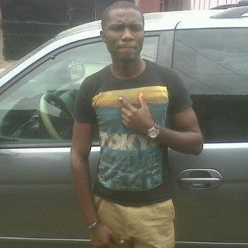 Livinus Igbokwe, 34, Lagos, Nigeria