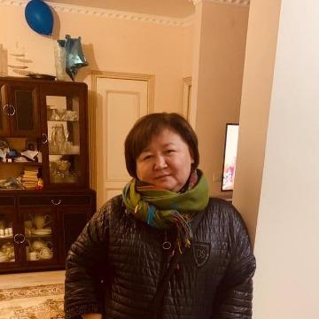 Гуля Искакова, 47, Astana, Kazakhstan