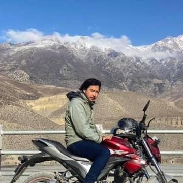 Madan Gurung, 25, Kathmandu, Nepal