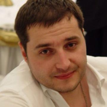 Max Zimanski, 39, Moscow, Russian Federation