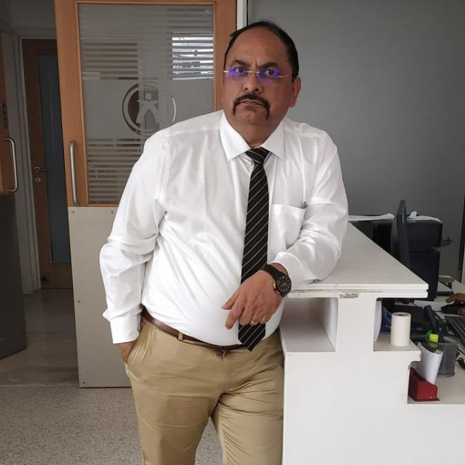 Pawan Sharma, 45, New Delhi, India