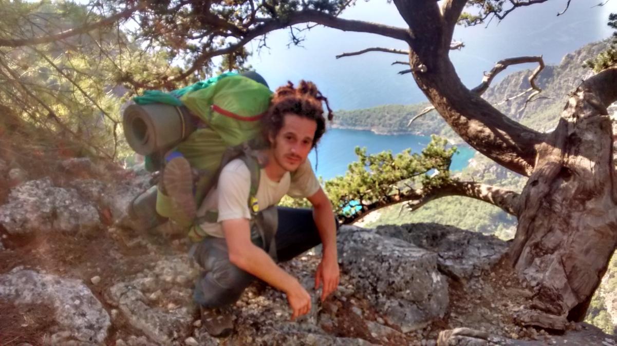 Benoit, 30, Safranbolu, Turkey