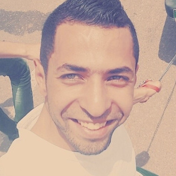 ahmed abdel moneam, 24, Cairo, Egypt