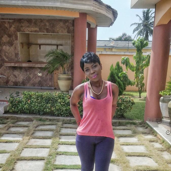 wendy hasford, 31, Accra, Ghana
