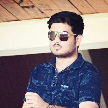 Munjalraj, 23, Ahmedabad, India