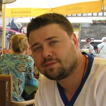 Dmytro Kryvoviaziuk, 41, Dnipro, Ukraine