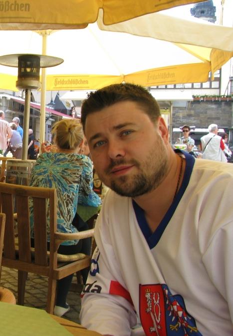 Dmytro Kryvoviaziuk, 43, Dnipro, Ukraine