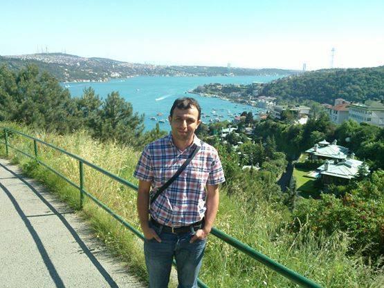 Zafer Artun, 40, Antalya, Turkey
