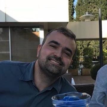 Serhat, 34, Istanbul, Turkey