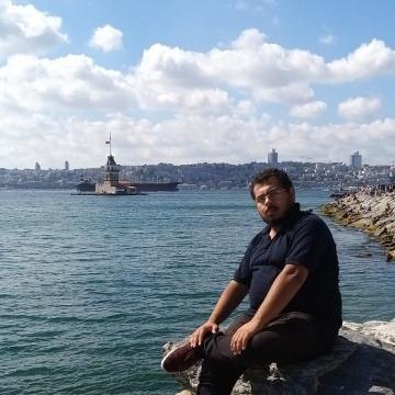 Ahmed Abu Mahfouz, 21, Istanbul, Turkey