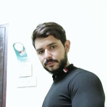 Osama Faek, 31, Ajil, Malaysia