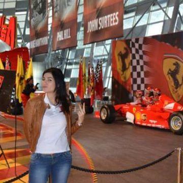 Rania, 34, Dubai, United Arab Emirates