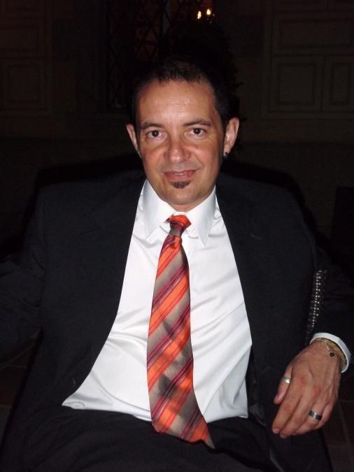 Cesc Coher, 47, Barcelona, Spain