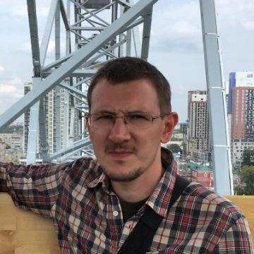 Ivan Nikitin, 40, Yekaterinburg, Russian Federation