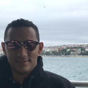 Abdelateef Fathy, 29, Doha, Qatar