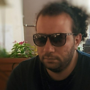 Hossam Hosny, 34, Cairo, Egypt