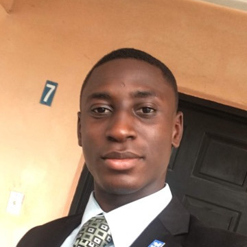 Tyrone Hall, 22, Nassau, Commonwealth of The Bahamas