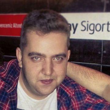 Ömer Öztürk, 33, Bursa, Turkey