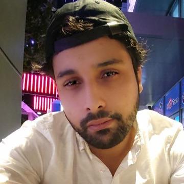 Marwan Marwan, 30, Dubai, United Arab Emirates