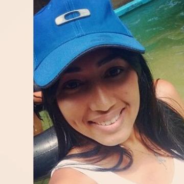 Agloris Mendez, 24, Caracas, Venezuela