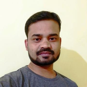 Raj, 30, Jaipur, India
