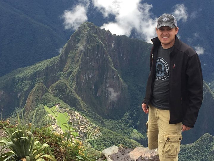 Jeremy Hunt, 33, Greensboro, United States