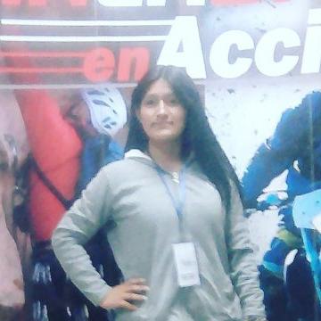 Ceilina Gamarra Alvarez, 19, Huaraz, Peru