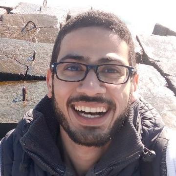Mahmoud Gaber, 26, Cairo, Egypt