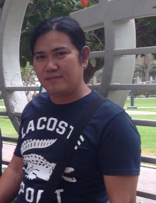 Boboy Jacob, 43, Abu Dhabi, United Arab Emirates