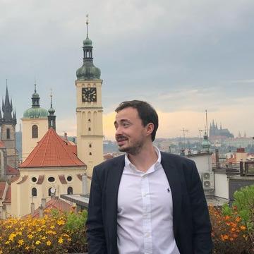 Max, 27, Prague, Czech Republic