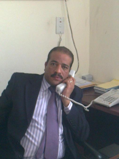 Alaa Khudary, 49, Jeddah, Saudi Arabia
