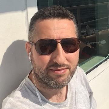 Irfan Uysal, 46, Istanbul, Turkey