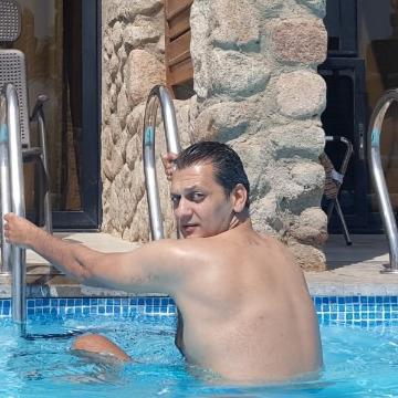 mohamed Labash, 41, Cairo, Egypt
