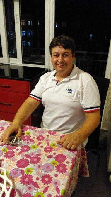 Salih Kakşi, 45, Antalya, Turkey