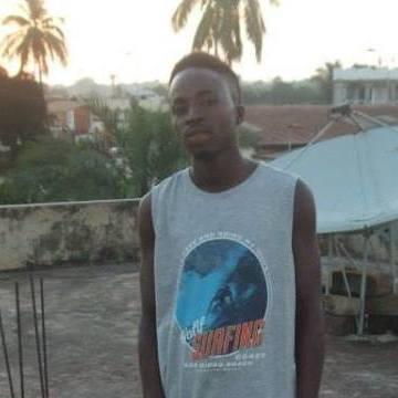 samuel, 29, Banjul, The Gambia
