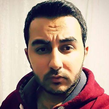 Serhat, 27, Izmir, Turkey