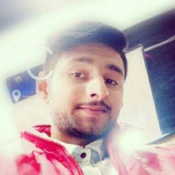 Aryan Thakur, 21, Pathankot, India