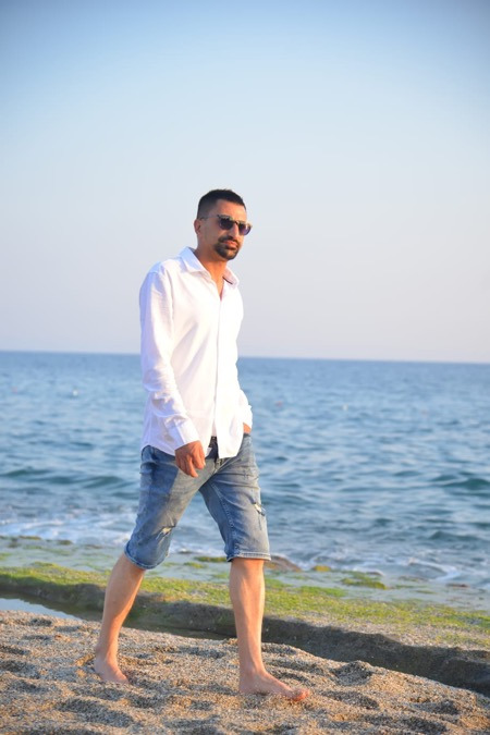 Onur Yıldız, 36, Ankara, Turkey