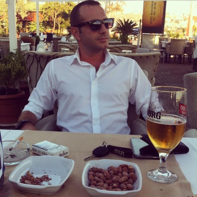 Onur, 35, Istanbul, Turkey
