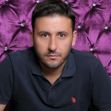 Adem, 36, Istanbul, Turkey