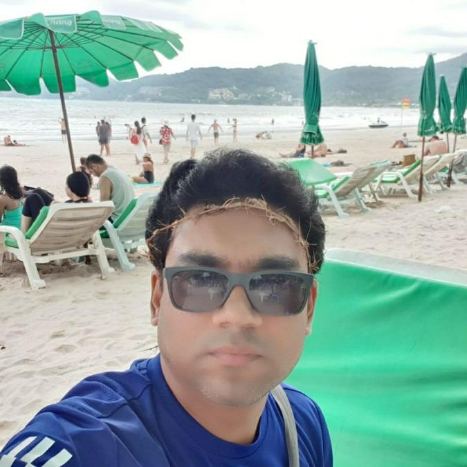 Pratyush Prakarsh, 28, New Delhi, India