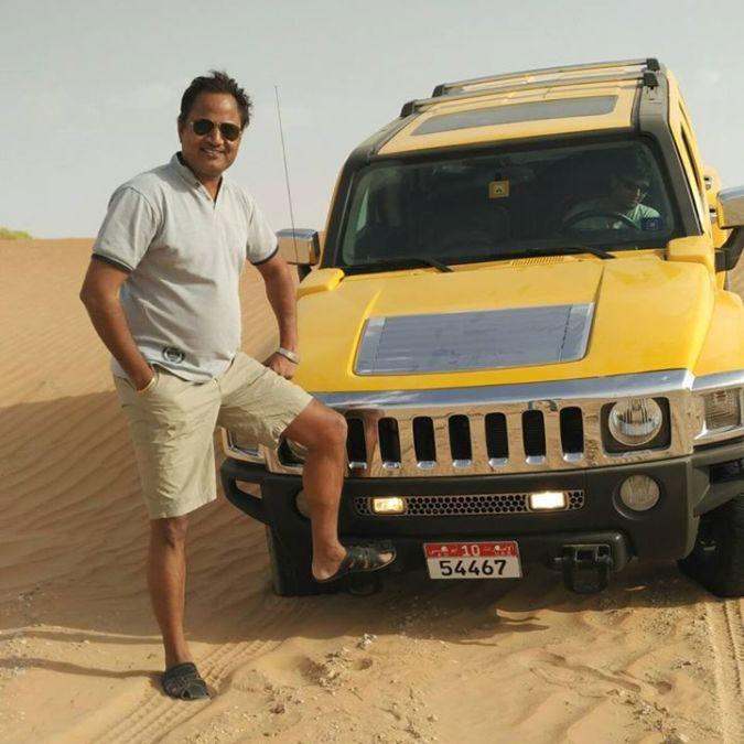 Rahul Kumar, 39, Abu Dhabi, United Arab Emirates
