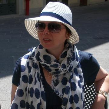 Valentina Staruh, 52, Bremgarten, Switzerland