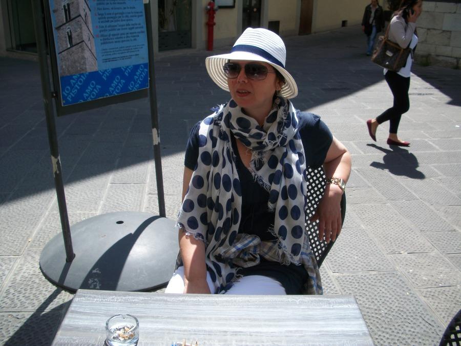 Valentina Staruh, 53, Bremgarten, Switzerland