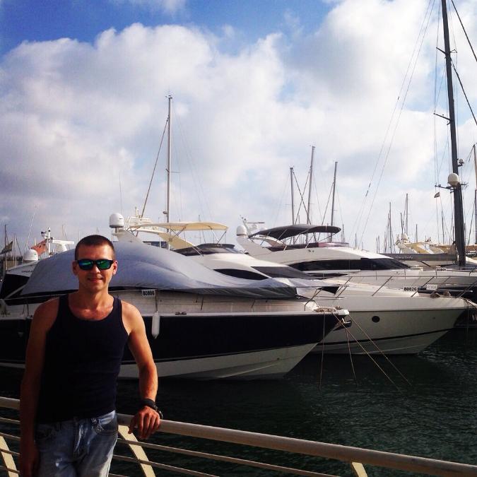 Серый, 34, Netanya, Israel