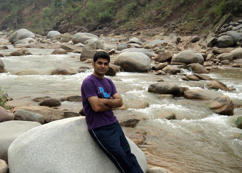 Gaurav Panwar, 38, New Delhi, India