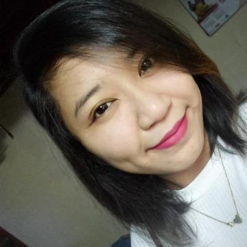 Claydie Marie Manalo Victorino, 28, Pasig, Philippines