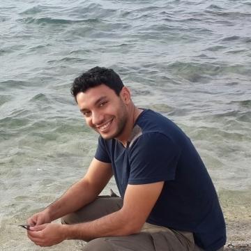 saleh, 29, Istanbul, Turkey