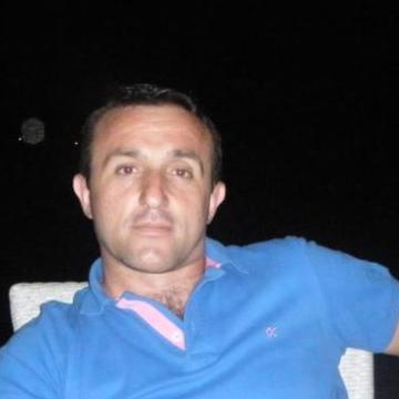 Giorgos Zika, 49, Tirana, Albania